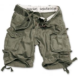 pantaloncini SURPLUS - DIVISION BREVE - OLIV - 05-5598-61