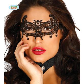 Maschera ricamato BAT