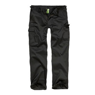 Pantaloni Uomo SURPLUS - RANGER TROUSER - Nero - 05-3581-03