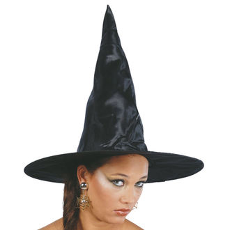 Halloween Strega Cappello NERO STREGA