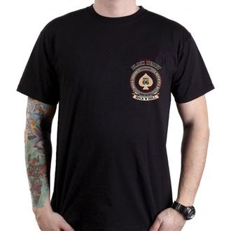 t-shirt street uomo - ANNABELL - BLACK HEART, BLACK HEART