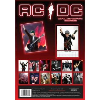 Calendario 2022 - AC/DC, NNM, AC-DC