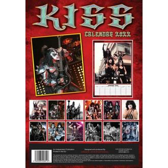 Calendario 2022 - KISS, NNM, Kiss