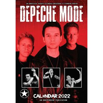 Calendario 2022 - DEPECHE MODE, NNM, Depeche Mode
