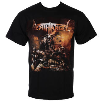 t-shirt metal uomo Death Angel - Relentless - ART WORX, ART WORX, Death Angel