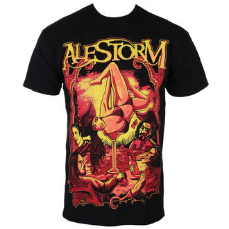 t-shirt metal uomo Alestorm - Surrender the Booty - ART WORX, ART WORX, Alestorm