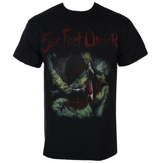 t-shirt metal uomo Six Feet Under - Sacrificial Kill - ART WORX, ART WORX, Six Feet Under