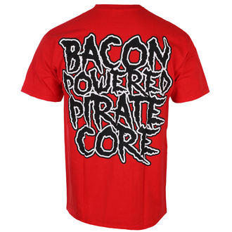 t-shirt metal uomo Alestorm - Bacon Powered Pirate - ART WORX, ART WORX, Alestorm