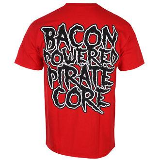 t-shirt metal uomo Alestorm - Bacon Powered Pirate - ART WORX, ART WORX, Alestorm