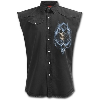 gilet SPIRAL - GHOST REAPER - Nero, SPIRAL