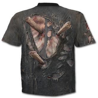 t-shirt uomo - ZOMBIE WRAP - SPIRAL