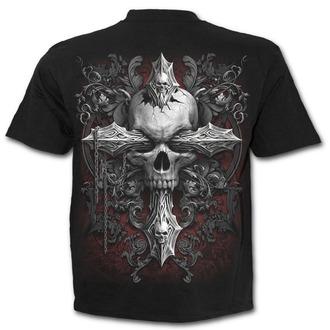 t-shirt uomo - CROSS OF DARKNESS - SPIRAL, SPIRAL