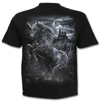 t-shirt uomo - DARK UNICORN - SPIRAL - L038M101