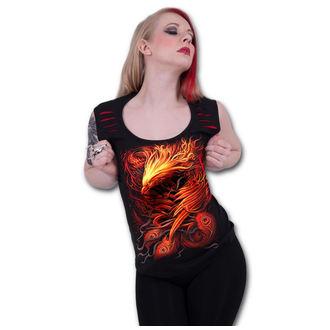 top donna SPIRAL - PHOENIX ARISEN - Rosso - T145G082 PHOENIX ARISEN - Rosso, SPIRAL