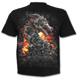 t-shirt uomo - KEEPER OF THE FORTRESS - SPIRAL, SPIRAL