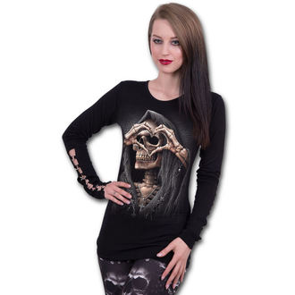 t-shirt donna - DARK LOVE - SPIRAL, SPIRAL
