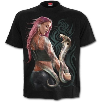 t-shirt uomo - SERPENT TATTOO - SPIRAL, SPIRAL