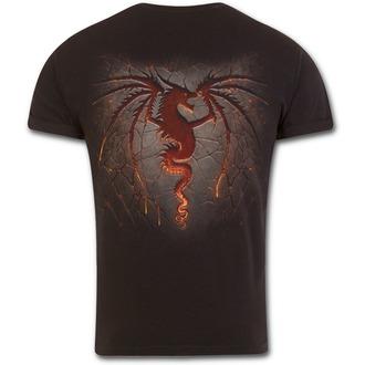t-shirt uomo - DRAGON FURNACE - SPIRAL, SPIRAL