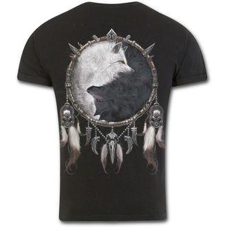 t-shirt uomo - WOLF CHI - SPIRAL, SPIRAL