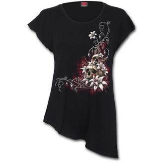 t-shirt donna - BLOOD TEARS - SPIRAL, SPIRAL