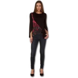 t-shirt donna - GOTHIC ELEGANCE - SPIRAL, SPIRAL