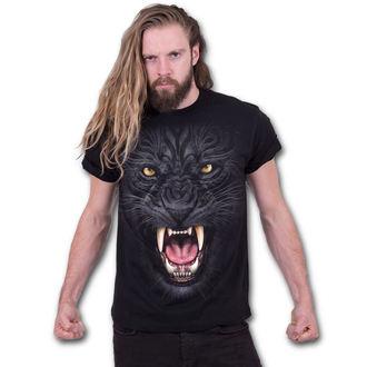 t-shirt uomo - TRIBAL PANTHER - SPIRAL, SPIRAL