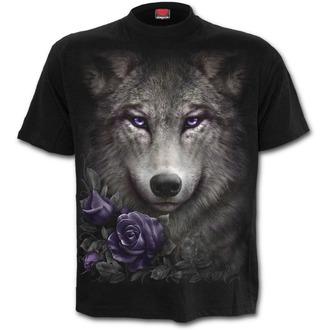 t-shirt uomo - WOLF ROSES - SPIRAL, SPIRAL