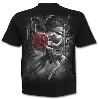 t-shirt uomo - QUEEN OF THE NIGHT - SPIRAL, SPIRAL