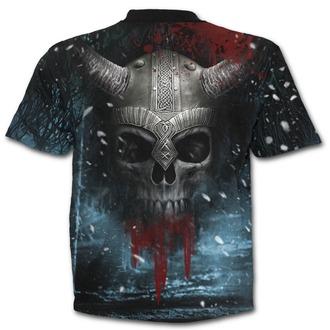 t-shirt uomo - VIKING WRAP - SPIRAL - W029M105