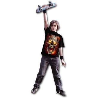 t-shirt uomo - SKULL BLAST - SPIRAL