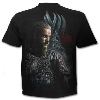 t-shirt film uomo Vikingové - RAGNAR FACE - SPIRAL, SPIRAL