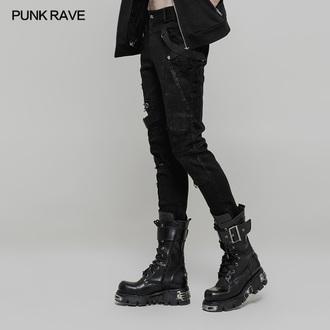 pantaloni PUNK RAVE - Nazgul, PUNK RAVE