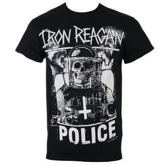 t-shirt metal uomo Iron Reagan - RIOT COP - Just Say Rock, Just Say Rock, Iron Reagan