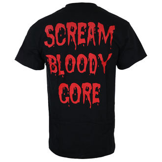 t-shirt metal uomo Death - Scream Bloody Gore - Just Say Rock, Just Say Rock, Death