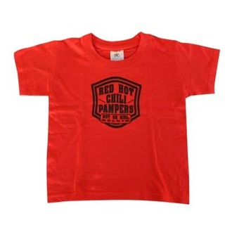 t-shirt metal bambino - Red Hot Pampers - ROCK DADDY, ROCK DADDY