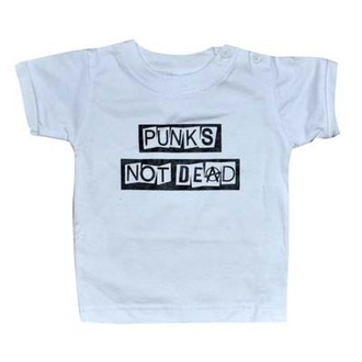 t-shirt metal bambino - Punk's Not Dead - ROCK DADDY - 16007-008, ROCK DADDY