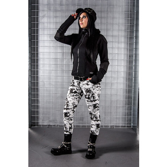 stivali in pelle donna - ROCKER 56 - DEMONIA - 56, DEMONIA