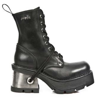 scarpe con il tacco donna - ITALI PLANING M8 ACERO - NEW ROCK, NEW ROCK