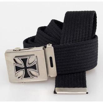 cintura Cross - Nero, BLACK & METAL