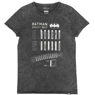 t-shirt film uomo Batman - ANTRACITE -