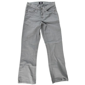 pantaloni uomo ADIO - VINTAGE FIT GRIGIO DENIM, ADIO