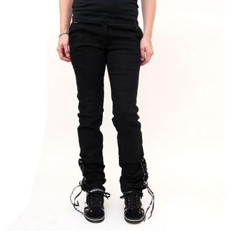 pantaloni donna pantaloni a vita bassa EMILY THE STRANGE Feeling Strange 2 jeans, EMILY THE STRANGE