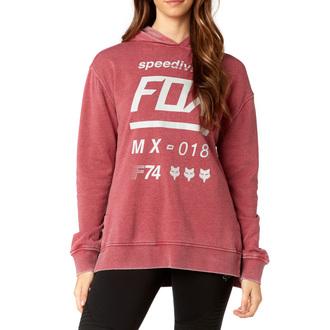 felpa con capuccio donna - Draftr - FOX, FOX