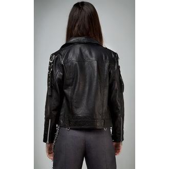 giacca di pelle unisex - Deadbeat - DISTURBIA, DISTURBIA