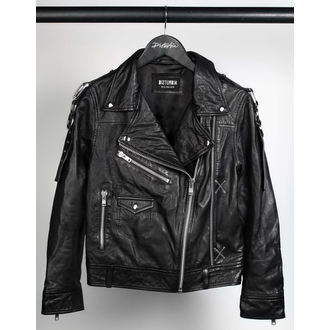 giacca di pelle unisex - Deadbeat - DISTURBIA