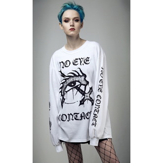 t-shirt hardcore unisex - No Eye Contact - DISTURBIA, DISTURBIA