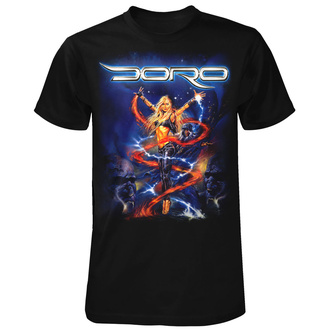 Maglietta metal da uomo Doro - Rare Diamonds - ART WORX, ART WORX, Doro