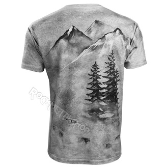 t-shirt uomo - Wolf - ALISTAR, ALISTAR