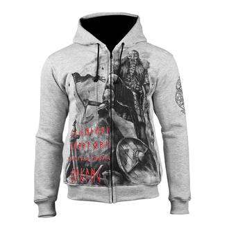 felpa con capuccio uomo - Viking Legendary Warrior - ALISTAR, ALISTAR