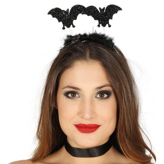 Halloween Fascia per capelli BAT, NNM